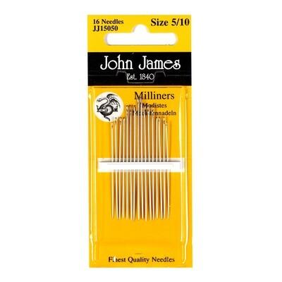 John James Milliners #08 pkt (JJ15008)