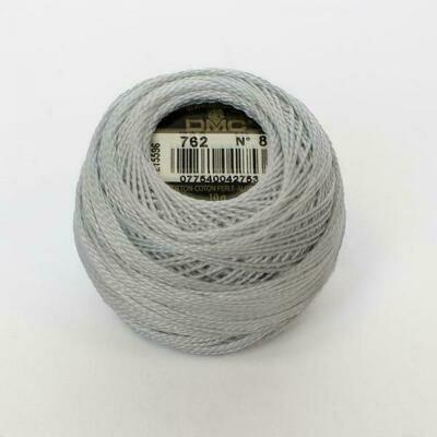 DMC116 Perle 05 Ball 0762 - Very Light Pearl Grey