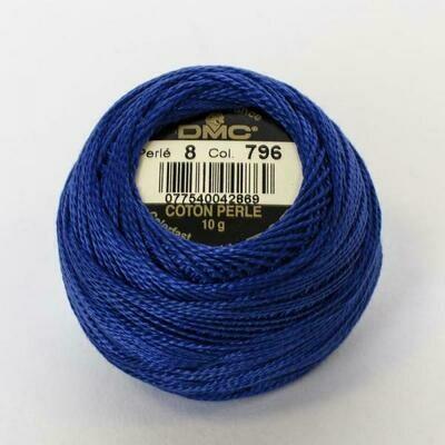 DMC116 Perle 05 Ball 0796 - Dark Royal Blue