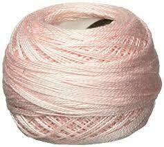 DMC116 Perle 05 Ball 0818 - Baby Pink
