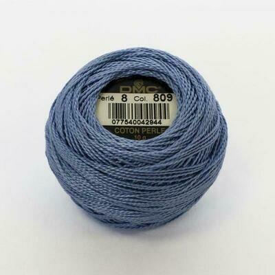 DMC116 Perle 05 Ball 0809 - Delft Blue