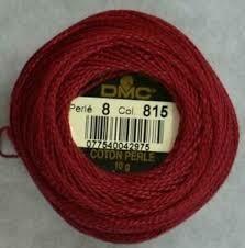 DMC116 Perle 05 Ball 0815 - Medium Garnet