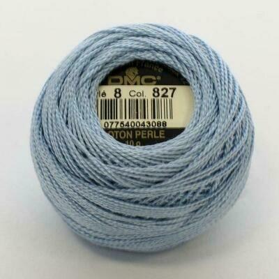 DMC116 Perle 05 Ball 0827 - Very Light Blue