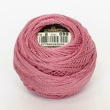 DMC116 Perle 05 Ball 0899 - Medium Rose