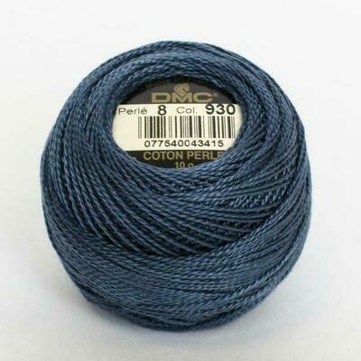 DMC116 Perle 05 Ball 0930 - Dark Antique Blue
