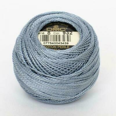 DMC116 Perle 05 Ball 0932 - Light Antique Blue