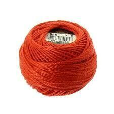 DMC116 Perle 05 Ball 0946 - Medium Burnt Orange