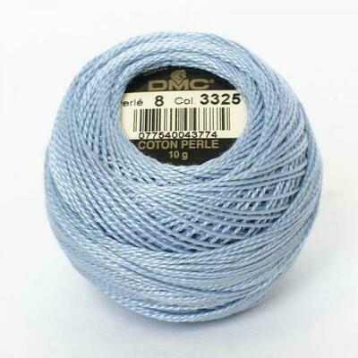 DMC116 Perle 05 Ball 3325 - Light Baby Blue