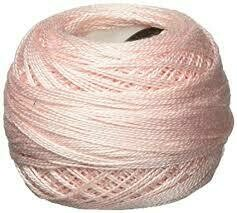 DMC116 Perle 12 Ball 0818 - Baby Pink