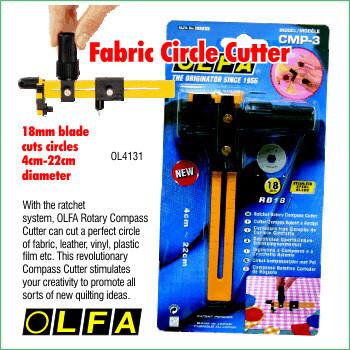 Olfa Rotary Circular Cutter Large (OL4131)