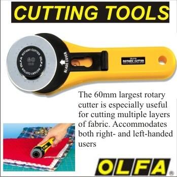 Olfa Rotary Cutter 60mm (OL4112)