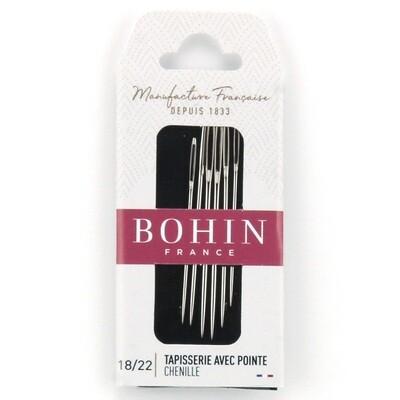 Bohin Chenille #18/22 pkt (00978)