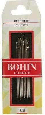 Bohin Darners #01/05 pkt (00562)