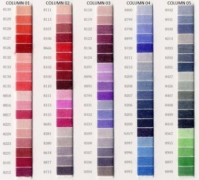 DMC Medici Crewel Wool #8101