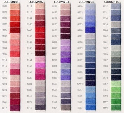 DMC Medici Crewel Wool #8104