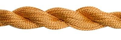 DMC115 Perle 03 Skein 0977 - Light Golden Brown