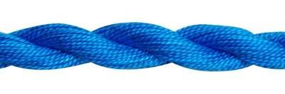 DMC115 Perle 03 Skein 0995 - Dark Electric Blue