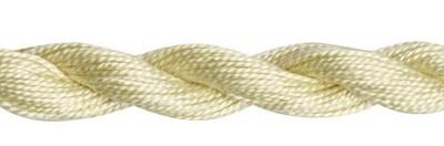 DMC115 Perle 03 Skein 3047 - Light Yellow Beige