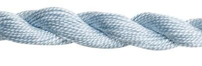 DMC115 Perle 03 Skein 3753 - Ultra Very Light Antique Blue