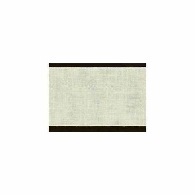 Linen Band 80mm Antique White (72022.08.101) /10cm increments