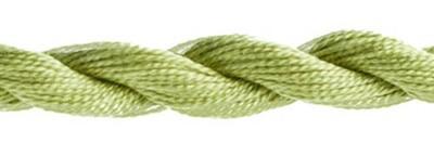 DMC115 Perle 03 Skein 3348 - Light Yellow Green