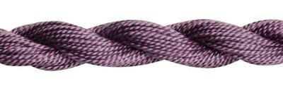 DMC115 Perle 03 Skein 3041 - Medium Antique Violet