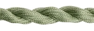 DMC115 Perle 03 Skein 3053 - Green Grey