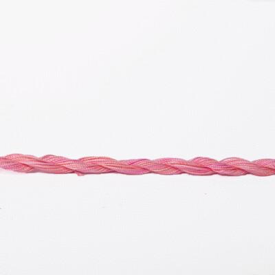 Colour Streams Exotic Lights 100% Silk Thread #009 - Peaches