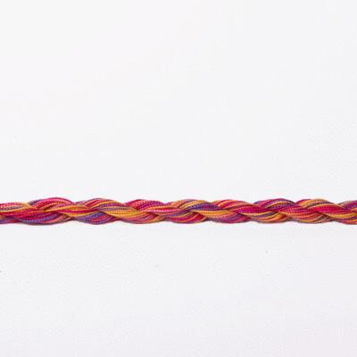 Colour Streams Exotic Lights 100% Silk Thread #010 - Venetian Sunset