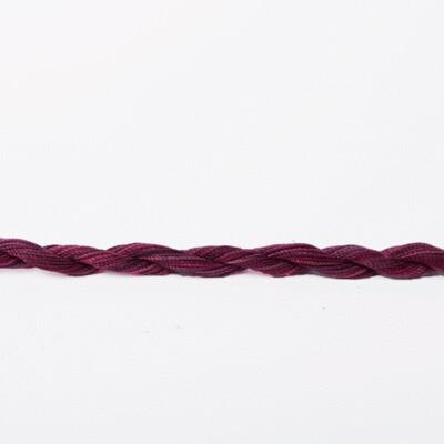 Colour Streams Exotic Lights 100% Silk Thread #032 - Berry