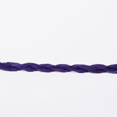 Colour Streams Exotic Lights 100% Silk Thread #021 - Purple Genie
