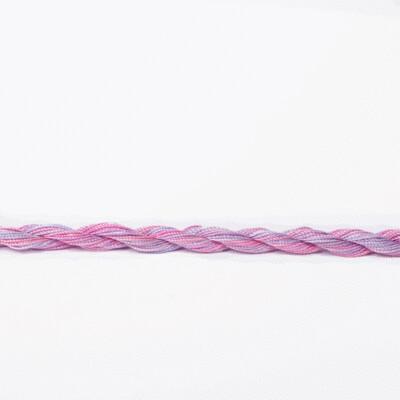 Colour Streams Exotic Lights 100% Silk Thread #003 - Musk Rose
