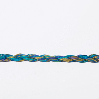 Colour Streams Exotic Lights 100% Silk Thread #014  - Monet