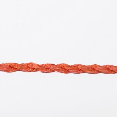 Colour Streams Exotic Lights 100% Silk Thread #020 - Nasturtium