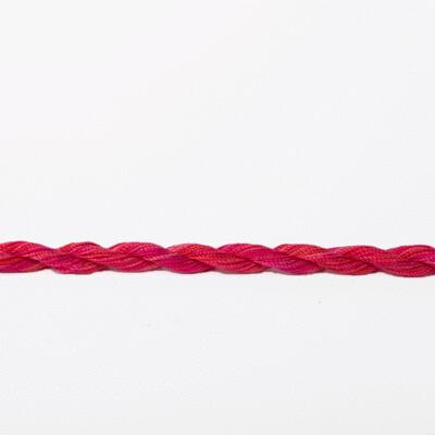 Colour Streams Exotic Lights 100% Silk Thread #027 - Poppy