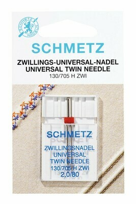 Schmetz Universal Twin - 1.6/080
