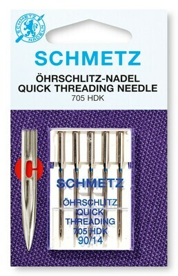 Schmetz Quick Threading #80/12