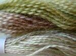 Mogear Silky Mohair/Wool Blend Fibre #40/41s Ghostgum