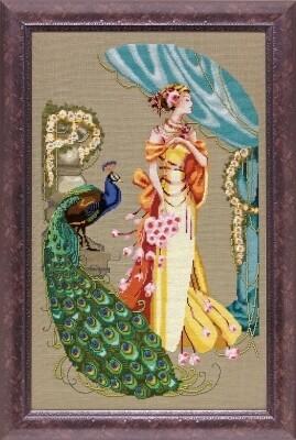 Mirabilia Designs - Lady Hera (MD107)
