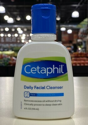 Cetaphil Daily Facial Cleanser 4 FL OZ