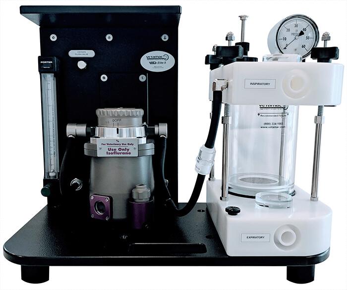 VAD Elite II Anesthetic Machine