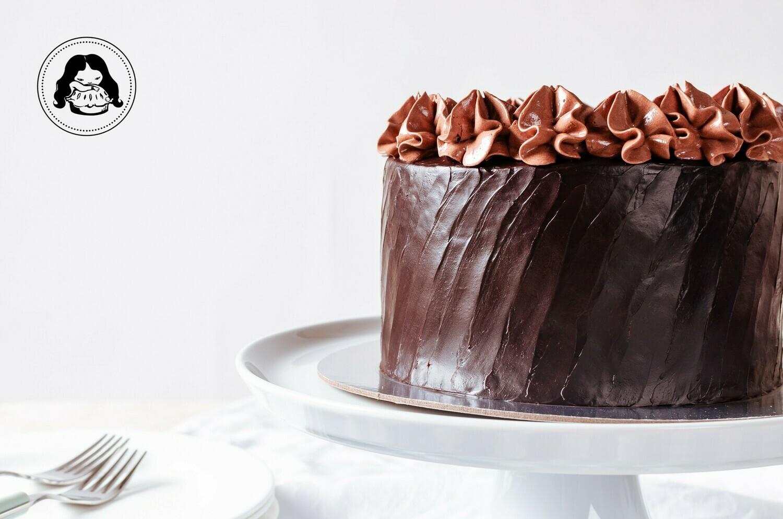 Truffle Ganache Cake