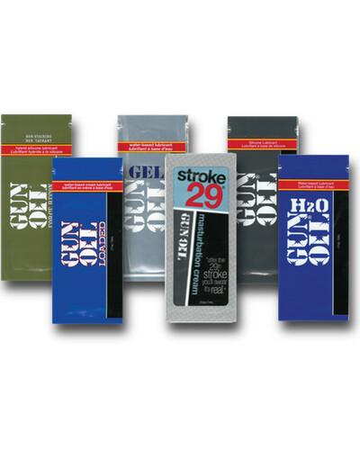 Gun Oil Sample Pack Combo