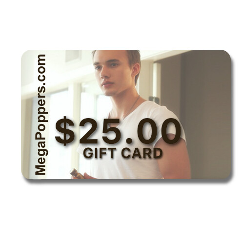 MegaPoppers Gift Card