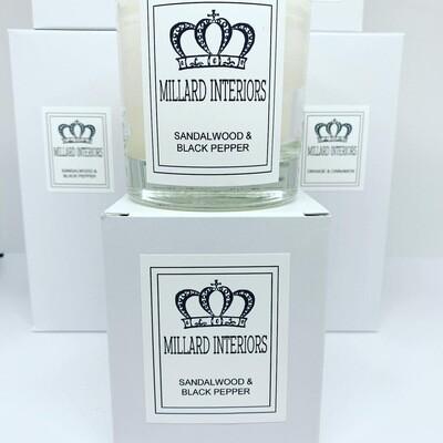 Natural Soy Candles