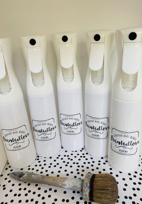 Water Spritz Bottles