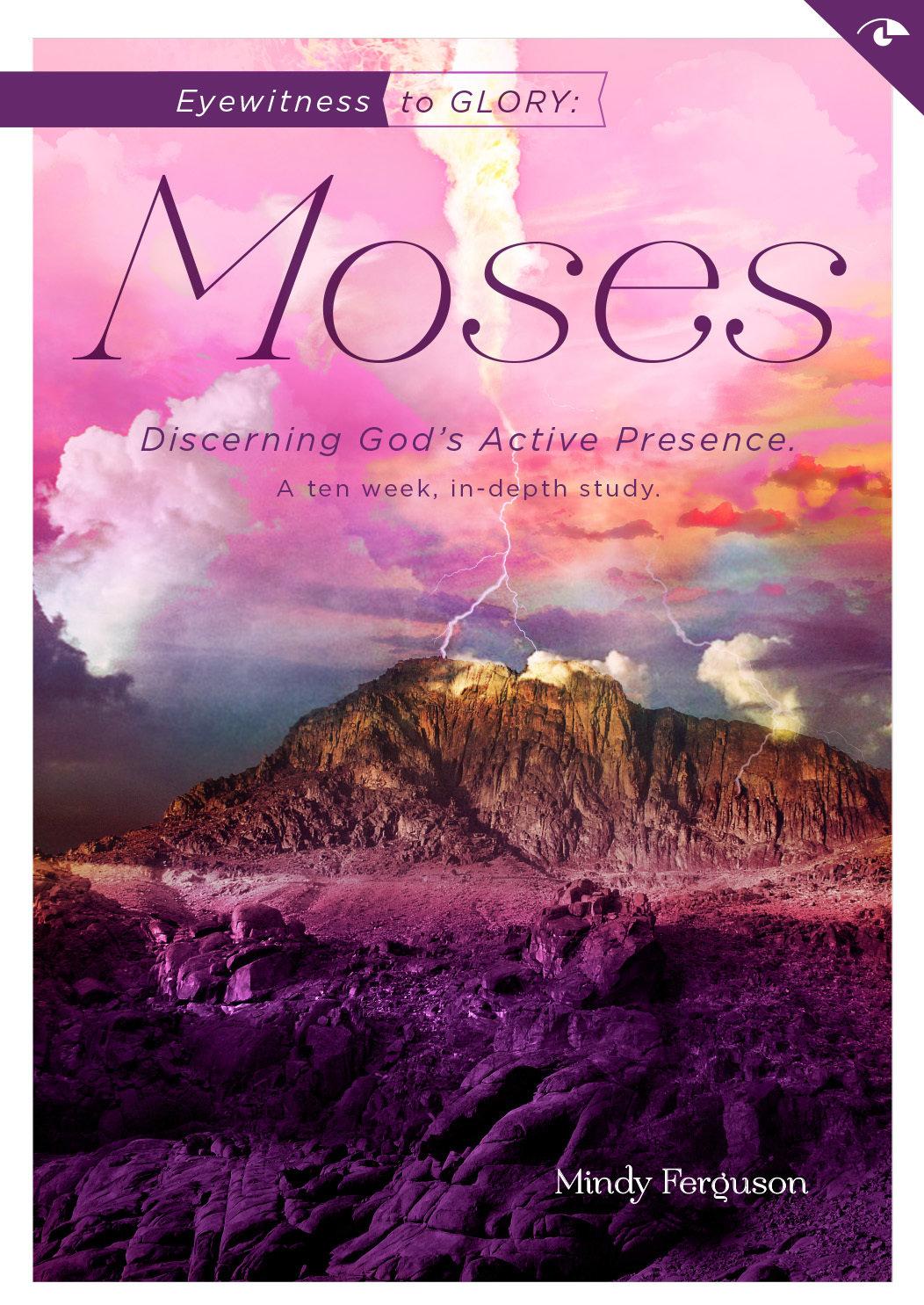 Moses: Eyewitness to Glory Video Series