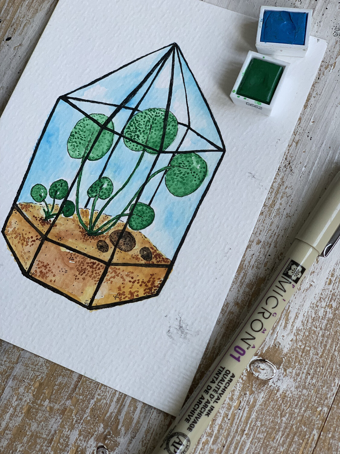 Inside The Green House II - Limited Edition