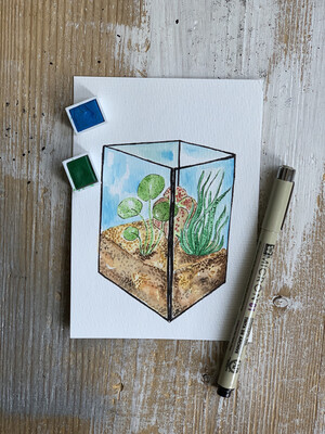 The Green House III - Limited Edition