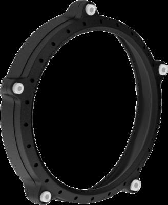 Roland Sands Black Ops Tracker Headlight Bezel (0207-2008TRA-SM, 2001-0798)